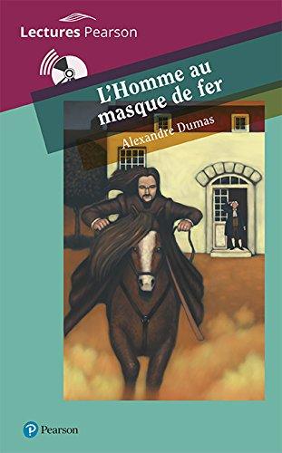 L'Homme au masque de fer (N2) (Lectures Pearson)