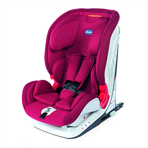 Chicco 07079207640000 Siège-Auto Youniverse Fix 123 Red Passion
