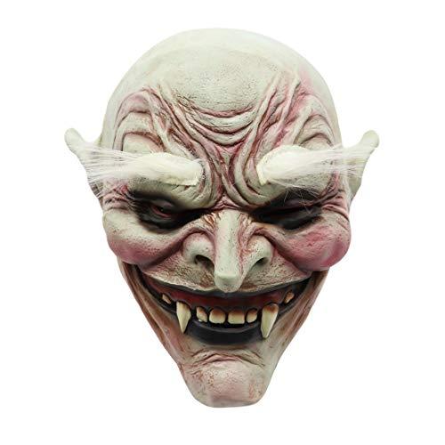Halloween Karneval Party Kostüm Clown Maske des Grauens Aus Latex Für Erwachsene Cosplay, Party