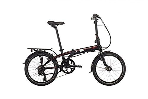 tern Link C8 - Bicicletas plegables - 20' rojo/negro 2016