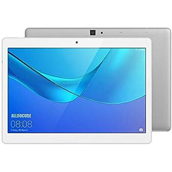 ALLDOCUBE M5X 4G Tablet PC, 10.1 Pulgadas 2560x1600, MTK X27 Deca Core, 4GB RAM y 64GB ROM, Android 8.0, Doble cámara Frontal 2 MP Trasera 5 MP, ...