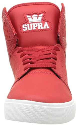 Supra - Atom, Sneakers, unisex Bianco (Blanc (Cardinal/Off White))