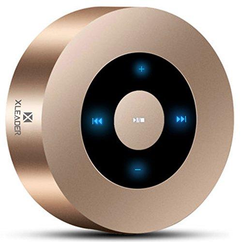 [Diseño LED Tacto] Altavoz Bluetooth, XLEADER Altavoces Bluetooth Portátiles con Sonido HD/12-15...