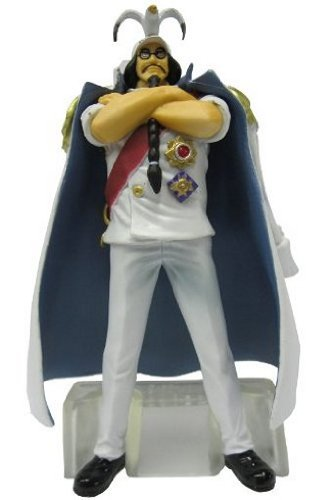 "One Piece Marine Absolute Justice Figures w/ Base-4"" Fleet Admiral Sengoku 1"