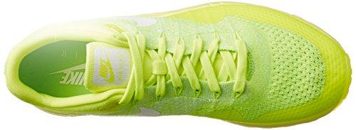 45 Air volt Max Bianco Corre Arancione Ultra Avevano 1 Giallo Uomo Scarpe verde Nike Formazione Che Flyknit Elettrico 6wOqC6d