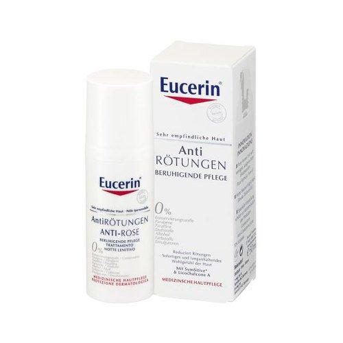 Eucerin Anti Rötungen Beruhigende Pflege Creme, 50 ml -