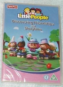 Preisvergleich Produktbild Fisher Price Little People Discovering friendship
