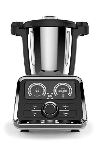 EZIchef Mixeo - Robot cuiseur multifonctions - 2L - Balance intégrée