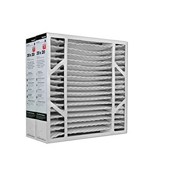 Honeywell FC200E1011 MERV 13 Pleated Air Filter, 20 x 20 x 4 (Pack of 2) by Honeywell -