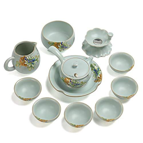 e-Set, Keramik Teekanne Für Haushalt, Büro, Business-Geschenke ()