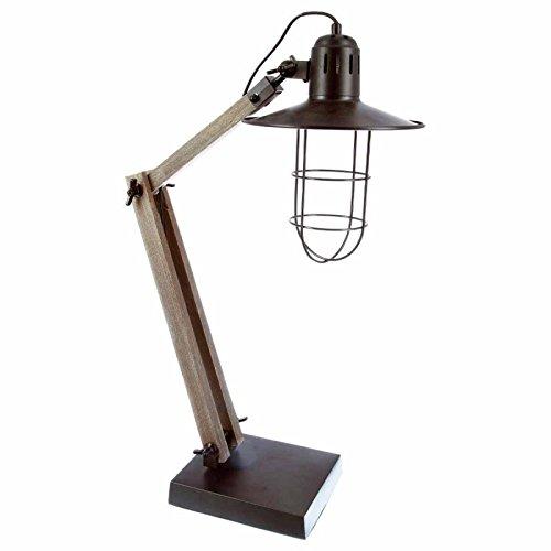 Paris Prix - Lampe à Poser Métal \\