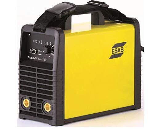 ESAB BuddyTM Arc 180 - Macchina per saldatura con elettrodo fino a...