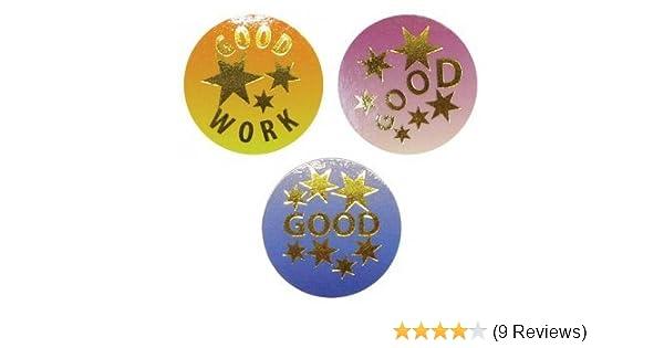 108 Stars Reward Stickers: Amazon co uk: Toys & Games