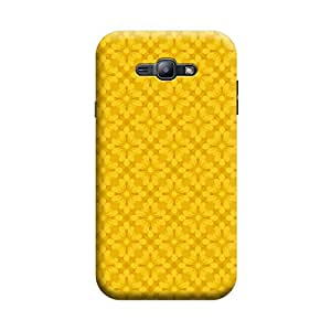 Skintice Designer Back Cover with direct 3D sublimation printing for Samsung Galaxy J1 2016 SM-J120F