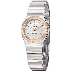 Omega 123.20.27.60.02.003 - Reloj para mujeres