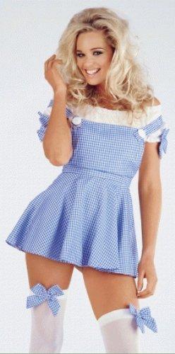 zard Of Oz Fancy Dress Costume Medium by Classified (Dorothy Sexy Kostüme)