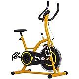 Bicicleta Estática para Spinning y Fitness con Pantalla LED - Color...