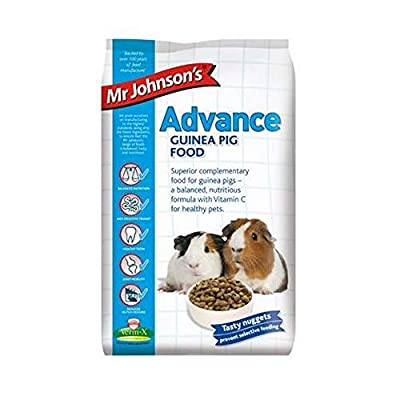 Mr Johnsons Advance Guinea Pig Food 3 Kilograms from Mr Johnsons
