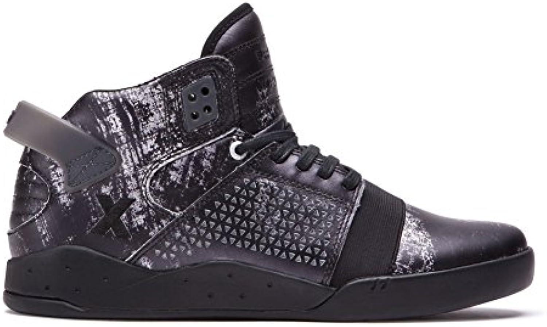 Supra Mens Skytop III Reflection Shoes  Billig und erschwinglich Im Verkauf