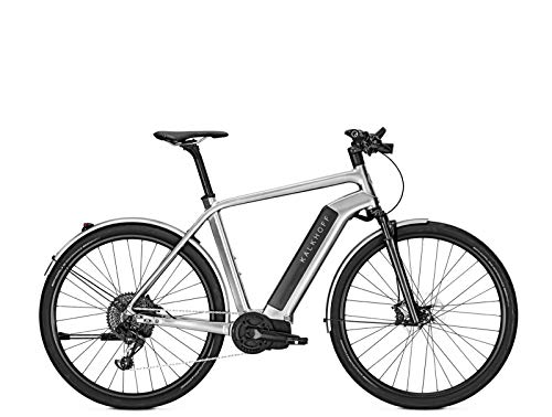 E-bike Kalkhoff Integrale Ltd 17.0 Ah 28 pulgadas 8 G Diamante Hombre pesca en mirrorpolish div. RH, mirrorpolish