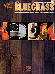 HAL LEONARD Best of Bluegrass (Fiddle