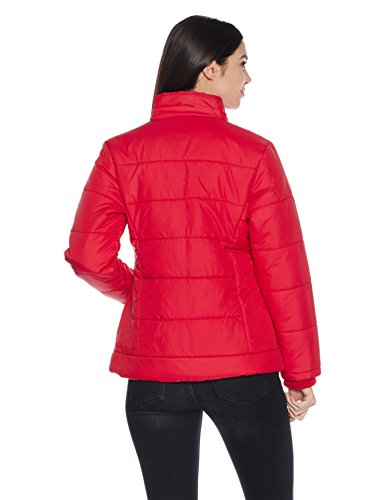 Qube By Fort Collins Women's Cape Jacket (39203_Red_XL)