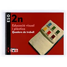 Educació visual i plàstica. 2 ESO. Projecte 3.16. Quadern de treball - 9788466119696