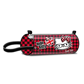 Hello Kitty – 38723 – Estuche escolar Cilindro