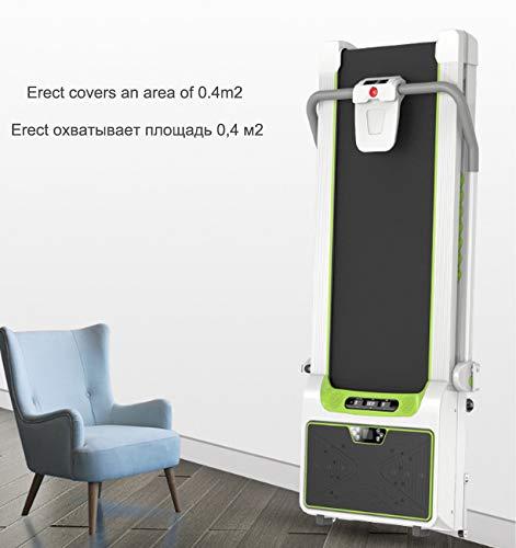 XIAOXIAO Tapis roulant Elettrico Intelligente con Mini simulatori di Macchina Dimagrante per Attrezzature per Il Fitness Domestico Indoor