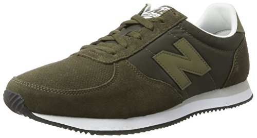 New Balance U220 Sneaker Unisex Adulto Multicolore Military Dark