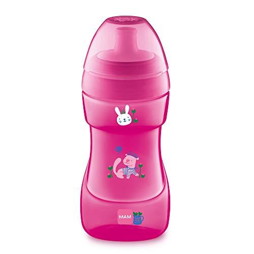 Mam 641422 - Sports Cup, Bicchiere con beccuccio, bambino
