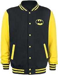 Batman Gotham City Veste Collège noir/jaune