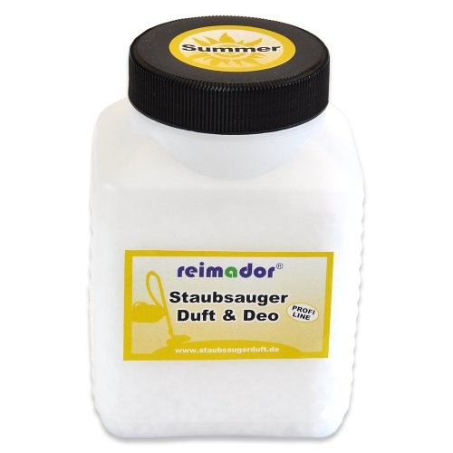 Staubsaugerduft Summer 500 ml Sparpack mit reimador Geruchskiller
