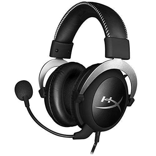 HyperX Cloud Pro Gaming Headphones (Multicolor) 41wEPfGGFsL
