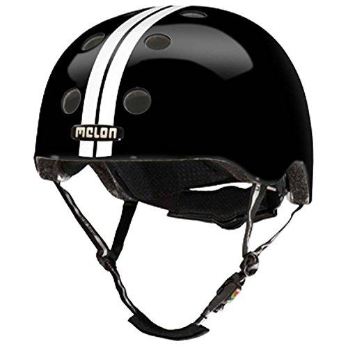 Melon Helm Visier Vista Visor UV400 für alle Melon Helme Straight White Black
