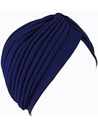 NYfashion101de las mujeres Uno Tamaño clásico turbante Diadema mk5016