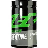 ZEC+ CREATIN Pulver MONOHYDRATE | reines Creatin Monohydrat für mehr Kraft | mehr Ausdauer | Muskelwachstum |... preisvergleich bei fajdalomcsillapitas.eu
