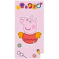 Peppa Pig Toallas De Playa Manguitos