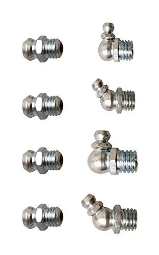Preisvergleich Produktbild BGS 8065 Schmiernippel-Sortiment, 110-teilig