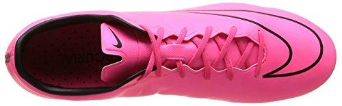 Nike Mercurial Veloce II FG, Chaussures de Running Entrainement Homme Pink (Pink/Schwarz)