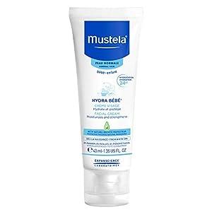 Mustela Hydra Bebe Crema Facial desde el nacimiento, 40 ml