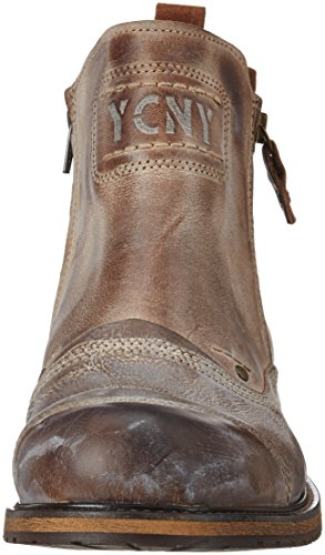 Yellow Cab Soldier M, Bottes homme Marron (caramel)