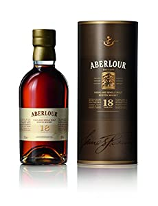 Aberlour 18 Year Old Scotch Whisky 43%, 70 cl from ABERLOUR