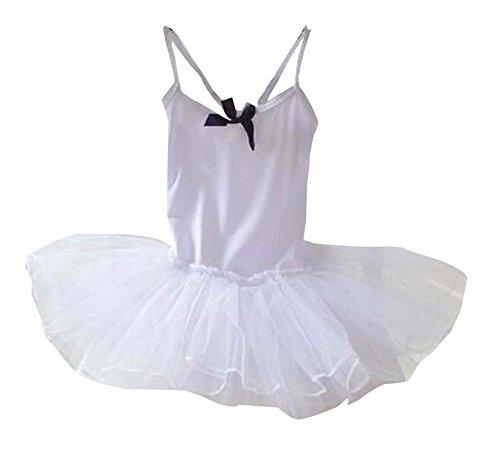 Filles Ballet Gymnastics Tutu Danse Costume pour les enfants