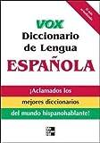 Best Vox Dictionaries - Vox Diccionario de Lengua Española (VOX Dictionary Series) Review