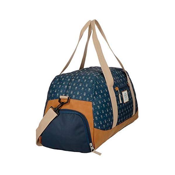 41wEW2CEwzL. SS600  - Pepe Jeans 6232261 Carola Mochila Tipo Casual 32 cm, 7.36 litros, Azul