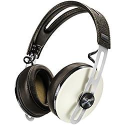 [Inalámbrico] Sennheiser Momentum M2-AEBT Ivory, 2.0 Over Head Wireless - Auriculares de diadema cerrados inalámbricos (BT APTX / NFC, cancelación de ruido), color marfil