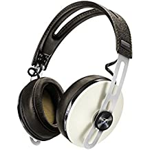 Sennheiser Momentum 2.0 Over Head Wireless - Auriculares de diadema cerrados inalámbricos (BT APTX / NFC, cancelación de ruido), color marfil