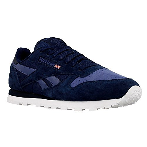 Sneaker Reebok CL Leather NP Blau Blau