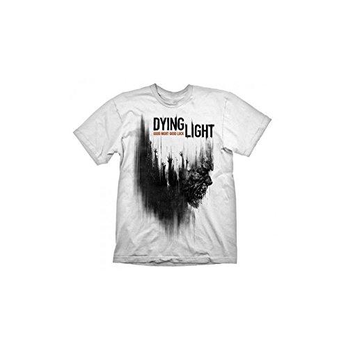 "Preisvergleich Produktbild Dying Light T-Shirt ""Cover Zombie""M (Andere Plattform)"